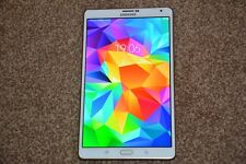 Samsung Galaxy Tab S SM-T705 16GB Wi-Fi + 4G (EE) 8.4in White Near MINT