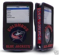 COLUMBUS BLUE JACKETS GAMEWEAR CLASS IPOD MP3 PUCK CASE