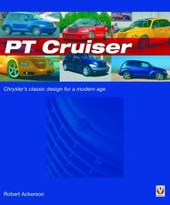 PT Cruiser: The book of Chrysler's classic design for a modern age, Textbook Buy