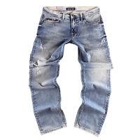 Big Seven Morris vintage aged - regular straight Herren Jeans Hose Übergröße XXL