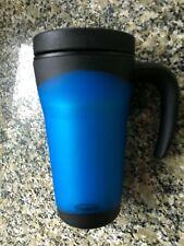 Trudeau Coffee Mug Or Thermos In A Beautiful Blue