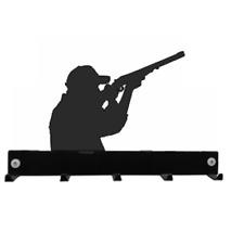 Shooting Design Metal Key Hooks