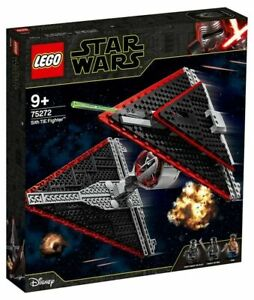 LEGO 75272 Star Wars Sith TIE Fighter Building