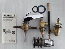 Armitage Shanks Starlight 69004 dual flow basin mixer
