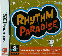 Rhythm Paradise Nintendo DS - Very Good - Super Fast Delivery