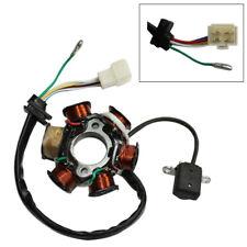 6-Coil 5 Wires Metal Half-Wave Magneto Stator For 50cc-125cc ATV Bike k079-004