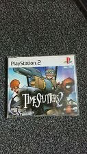 Time Splitters 2 - PROMO - SONY PS2 PLAYSTATION 2 - Rare - Timesplitters