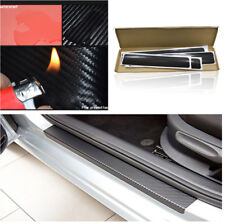 Universal Car Accessories Door Sill Scuff Welcome Pedal Threshold Sticker Decal