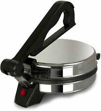 Eagle Electric Chapatti Roti Maker Stainless Steel Body With Non Stick Coating