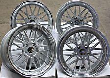 """ALLOY WHEELS X 4 18"""" SPL DARE RT FOR BMW X1 E84 X3 E83 F25 X4 F26 X5 E53 5X120"""
