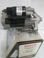 Bosch SR3254X Reman Starter PLGR-CW-9T Toyota Paseo/ Tercel w/ 1.5L   1992-96