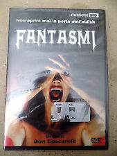 DVD - FANTASMI. NON APRIRE MAI LA PORTA... - DON COSCARELLI 2005- SIGILLATO!  A8
