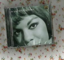 """Nina Simone/Best of: New Sealed """"The Great """" CD +My Baby Just Cares For Me"""