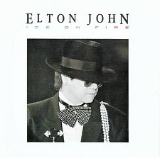 ELTON JOHN : ICE ON FIRE / CD - TOP-ZUSTAND
