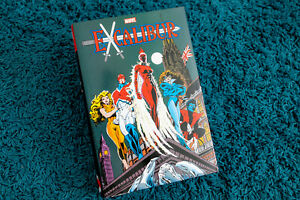 Excalibur - Marvel Omnibus - Volume 1 - X-Men Nightcrawler Captain Britain