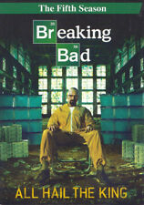 BREAKING BAD - SEASON 5 (BOXSET) (DVD)