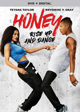 Honey: Rise Up and Dance, New DVD, Sierra McClain, Bryshere Y. Gray, Teyana Tayl