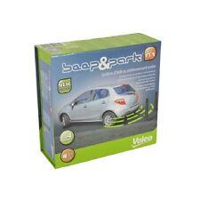 VALEO Beep & Park AUTO REVERSE SENSORI PARCHEGGIO qualità POSTERIORE backup RETROMARCIA KIT
