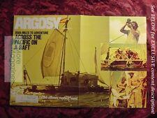 ARGOSY November 1971 Nov 71 VITAL ALSAR ED MCBAIN ATLANTIS ROBERT MARX