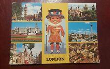 Postcard - london  scenes -  Lot 103