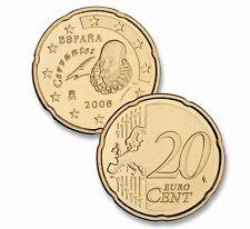 MONEDA 20 CENTIMOS EURO 2008 España - S/C