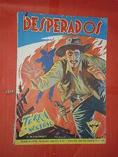 DESPERADOS DI J.MALLORQUI N° 177 - DARDO 1958 -RARO ROMANZO COLLANA DEL COYOTE