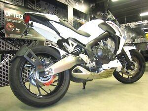 Faldilla Trasero Honda CB-650F 2014-2018
