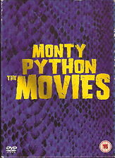 MONTY PYTHON'S FLYING CIRCUS - THE MOVIES COLLECTION (5xDVD BOX SET 2004)
