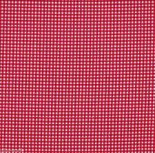 Karierte Patchworkstoffe Meterware aus 100% Baumwolle