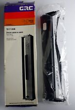 GRC T517-5NB Nylon Black Ribbon for Epson LQ500 LQ800 1/2 in by 17 yards