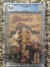 Wonder Women 184 CGC 9.6