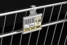 Label Holders Wire Rackâ–ªMetal Shelfâ–ªUpcâ–ªBarcode-25 Lot