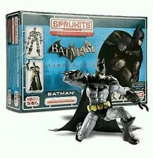 "DC Comics BATMAN : ARKHAM CITY SpruKits Level 3 Bandai 9"" Model Figure 161pcs"