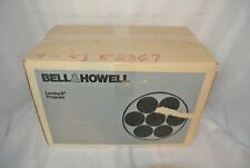 Vintage Bell & Howell Lumina MX60 8mm & Super 8 Movie Projector Tested & Working
