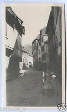 Ribeauvillé . Vosges . photo de 1918