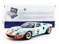 SOLIDO 1/18 - FORD GT40 MK1 - WINNER LE MANS 1968 - 1803001