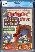 Fantastic Four #41 CGC 9.2 Marvel 1965
