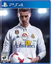 FIFA 18 (Playstation 4) Ps4 Standard Edition Brand New In Stock