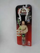 Star Wars Episode 1 Qui-Gon jinn Spin Pop Hasbro Figure Collectable