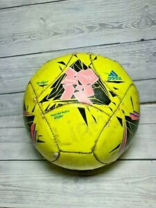 Adidas London 2012 Olympics 'The Albert' Official Replica Glider Football Size 5