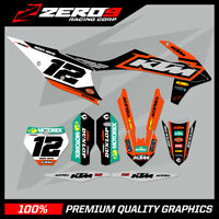 KTM MX MOTOCROSS GRAPHICS SX SXF EXC EXCF 125 - 450 2011 - 2020 TREPID
