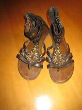 Damen Sandalen Flachen Größe 39 Perlen günstig kaufen | eBay