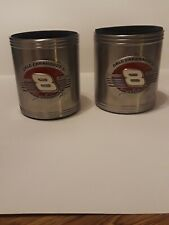 Dale Earnhardt Jr #8 Budweiser Collectible Beer Stein Can Cooler used