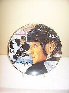 Wayne Gretzky Los Angeles Kings Gartlan 8 Inch Collector Plate