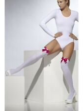 Opaque Hold-Ups Adult Womens Smiffys Fancy Dress Costume Accessory