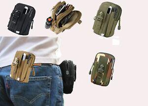 Waterproof   Belt Travel Waist pouch Mobile Phone Wallet carrier