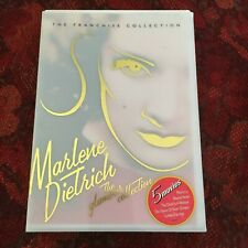THE FRANCHISE COLLECTION, MARLENE DIETRICH, GLAMOUROUS COLLECTION DVD, REGION 1