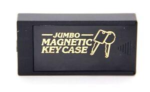 JUMBO MAGNETIC KEY CASE HIDE SPARE EXTRA KEY HIDDEN BOX HOLDER