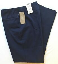 Chicos outlet Fabulously slimming Dark Blue Womens Pant casual dress?