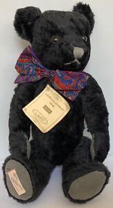Limited Edition Oscar Bear Made by Dean's Rag Book Company